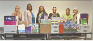 Sempra LNG & Midstream School Supplies Donation