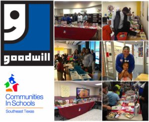 CIS thanks Goodwill Industries of SETX & SWLA, Inc.